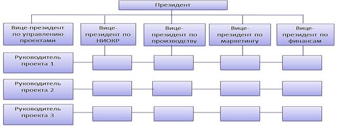 Матричная форма организации инновационной деятельности [А.В. Аникеева, А.В. Гребенкин, Пермякова А.М.]